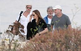 Brad Pitt - Angelina Jolie chọn địa điểm quay cho phim tái hợp