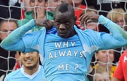 """Arsenal chiêu mộ thành công """"Bad Boy"""" Mario Balotelli"""