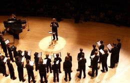Học viện Đồng ca từng đoạt giải Grammy biểu diễn tại Việt Nam