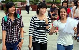 Sáng nay, hơn 500.000 thí sinh làm thủ tục dự thi đại học đợt 2