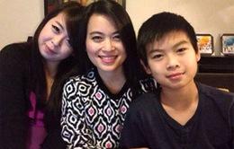 3 mẹ con người Việt trên MH17 dự định về Việt Nam nghỉ hè