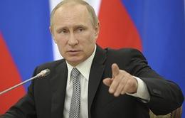 Tổng thống Nga ký sắc lệnh liên quan việc đáp trả các biện pháp trừng phạt