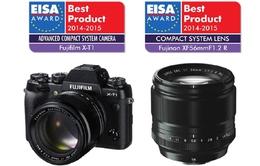 Máy ảnh Fujifilm X-T1 giành giải thưởng EISA Awards