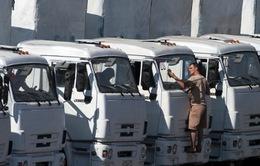 Nga, Ukraine đạt thỏa thuận về chuyển giao hàng cứu trợ nhân đạo