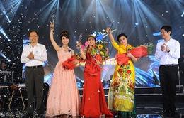 CK xếp hạng Sao mai 2015: Phái đẹp soán ngôi với 3 giải Nhất