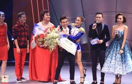 Bước nhảy ngàn cân 2015: Ngọc Sơn đăng quang ngôi vị quán quân