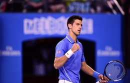 Đánh bại Murray, Djokovic giành danh hiệu Úc mở rộng thứ 5 trong sự nghiệp