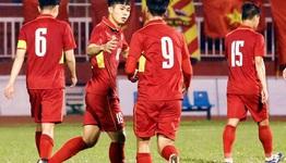 Ngày mai (29/7), U22 Việt Nam - Tuyển các ngôi sao K-League (20h00, Trực tiếp trên VTV6)
