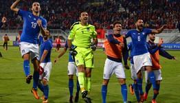 Play-off World Cup 2018 khu vực châu Âu: ĐT Italia, Croatia cùng gặp khó