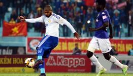 Giải VĐQG V.League 2017: CLB Quảng Nam gặp khó về lực lượng trước vòng đấu cuối cùng