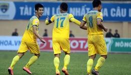 Tổng hợp vòng 14 giải VĐQG 2017: Sự bứt phá của FLC Thanh Hóa và CLB Hà Nội
