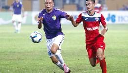 Vòng 26 giải VĐQG V.League 2017: Than Quảng Ninh - CLB Hà Nội (17h00, trực tiếp trên VTV6)