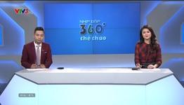 Nhịp đập 360 độ thể thao - 17/10/2017