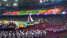 TRỰC TIẾP Lễ Khai mạc SEA Games 29: Bữa tiệc mang đậm màu sắc Đông Nam Á