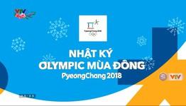 Nhật ký Olympic mùa đông PyeongChang 2018 - 18/2/2018