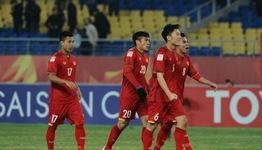 Lịch thi đấu và trực tiếp bóng đá U23 châu Á 2018, ngày 17/01: U23 Syria - U23 Việt Nam, U23 Australia - U23 Hàn Quốc