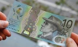 Australia công bố tiền giấy giúp người khiếm thị dễ nhận dạng