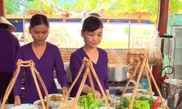 Thưởng thức hơn 250 món ăn tại Liên hoan ẩm thực đất phương Nam