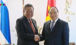 Thủ tướng tiếp Hội Hữu nghị Thái Lan - Việt Nam