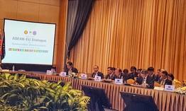 Đối thoại ASEAN - EU về phát triển bền vững