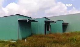"""TP.HCM: Dựng nhà """"ma"""" lách quy định về phân lô tách thửa"""