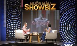 """Muôn màu Showbiz: MC Phí Linh lúng túng vì """"cô giáo"""" Khánh"""