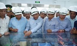 Thủ tướng Nguyễn Xuân Phúc kiểm tra Formosa Hà Tĩnh