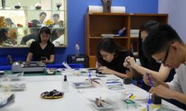 Đào tạo thiết kế nữ trang: Xu hướng giáo dục mới đáp ứng nhu cầu thực tế xã hội