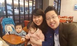 Hé lộ gia đình đáng yêu của BTV thể thao Việt Khuê