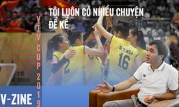 """Nhà báo Phan Ngọc Tiến và hành trình 16 năm với VTV Cup: """"Tôi luôn có nhiều chuyện để kể..."""""""