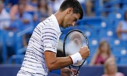 """""""Mặc kệ"""" Federer và Nadal, Djokovic tự tin cho chiến thắng ở US Open 2019"""