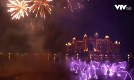 Chiêm ngưỡng đài phun nước lớn nhất thế giới