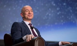 Người giàu nhất hành tinh đầu tư vào lĩnh vực giao nhận kỹ thuật số