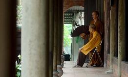 Đại lão Hòa thượng Thích Phổ Tuệ - Lão nông trong ngôi cổ tự