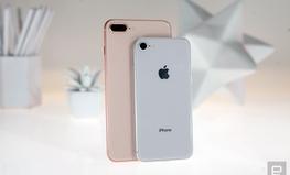 Đừng chê, doanh số bán iPhone 8 không hề tệ như bạn nghĩ