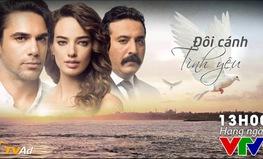 Phim truyện mới trên VTV1: Đôi cánh tình yêu