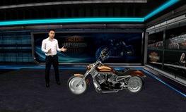 Khám phá trường quay ảo, ứng dụng đồ họa 3D của VTVcab