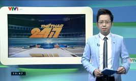 Thể thao 24/7 - 24/11/2017