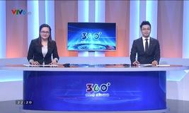 360 độ thể thao - 18/6/2017