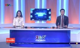 360 độ thể thao - 27/6/2017