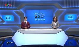 Nhịp đập 360 độ thể thao - 11/11/2017