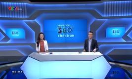 Nhịp đập 360 độ thể thao - 19/6/2017