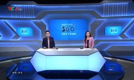 Nhịp đập 360 độ thể thao - 23/6/2017