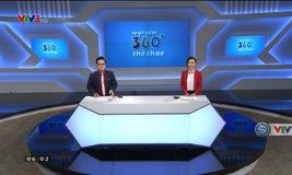 Nhịp đập 360 độ thể thao - 17/11/2017