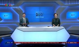 Nhịp đập 360 độ thể thao - 23/9/2017