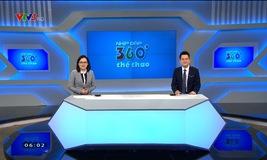 Nhịp đập 360 độ thể thao - 24/10/2017