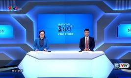 Nhịp đập 360 độ thể thao - 20/6/2017