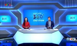 Nhịp đập 360 độ thể thao - 21/5/2017