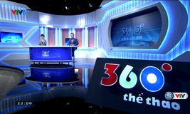 360 độ thể thao - 21/6/2017