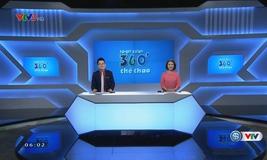 Nhịp đập 360 độ thể thao - 27/5/2017